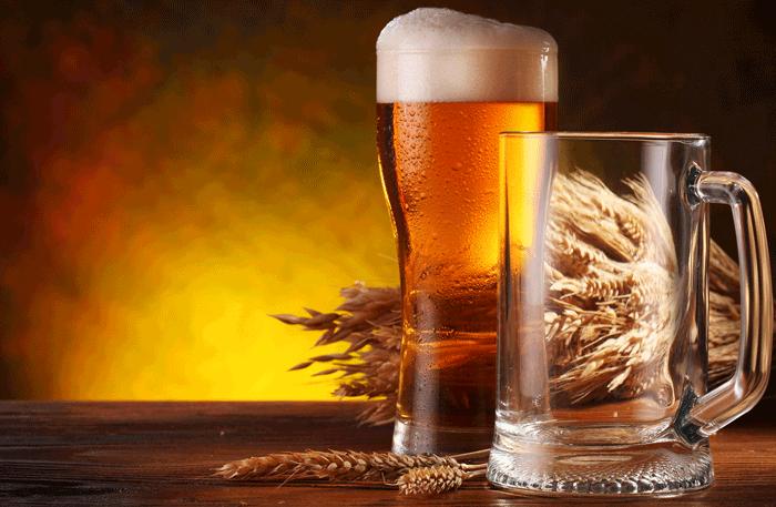 Bière locale, artisanale et bio pression