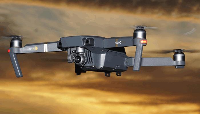 Drone professionnel mavic DJI