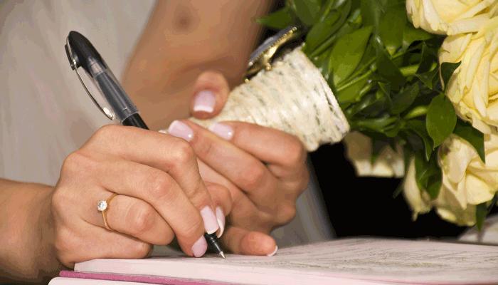 Cérémonie de mariage Votre Partenaire Festif